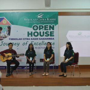 Open House SCK Samarinda